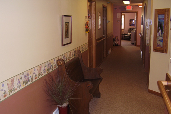 Hall at Riverside in Royalton